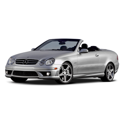 Changement kit de distribution Mercedes-Benz CLK Cabriolet
